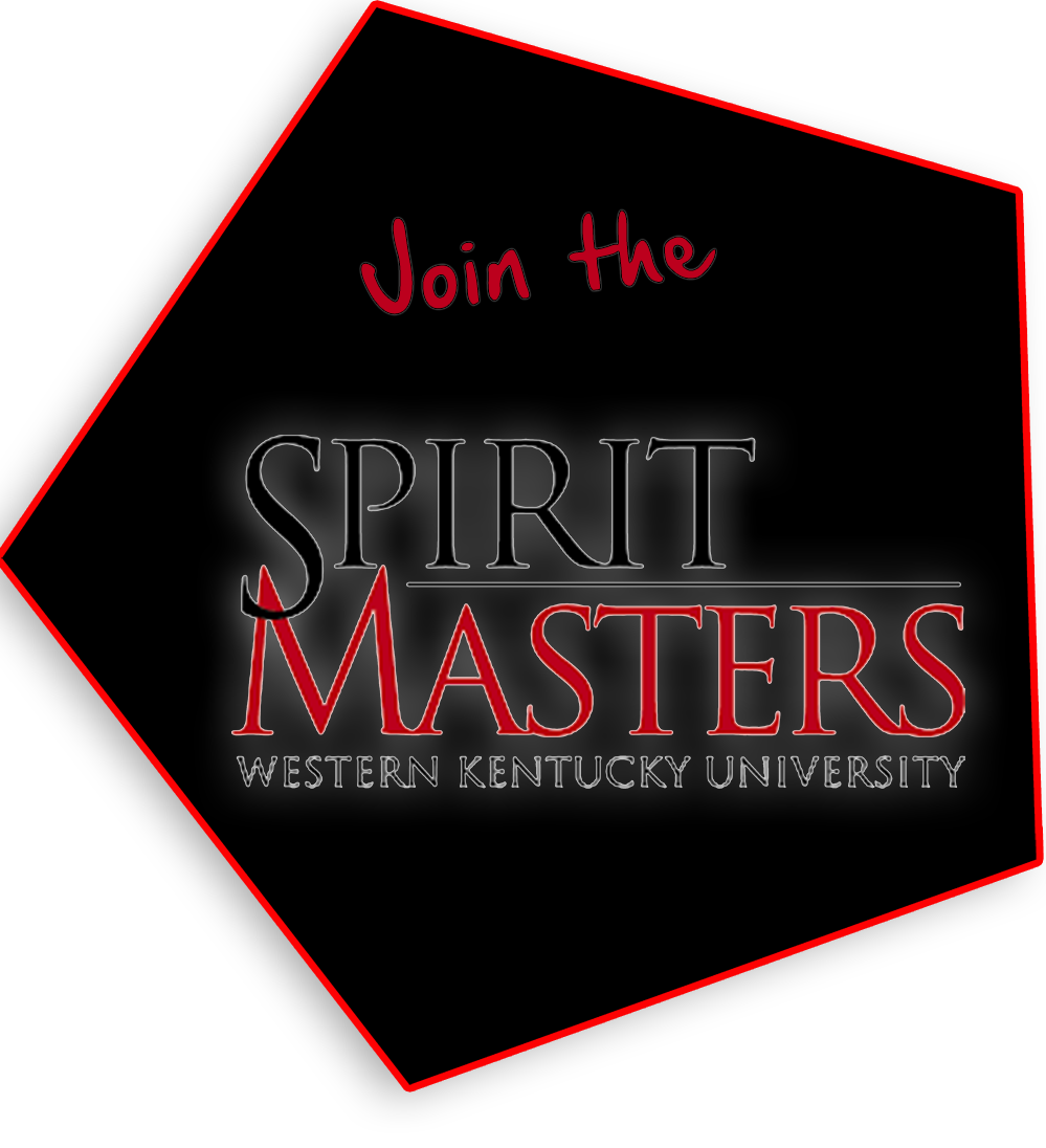 Join the WKU Spirit Masters
