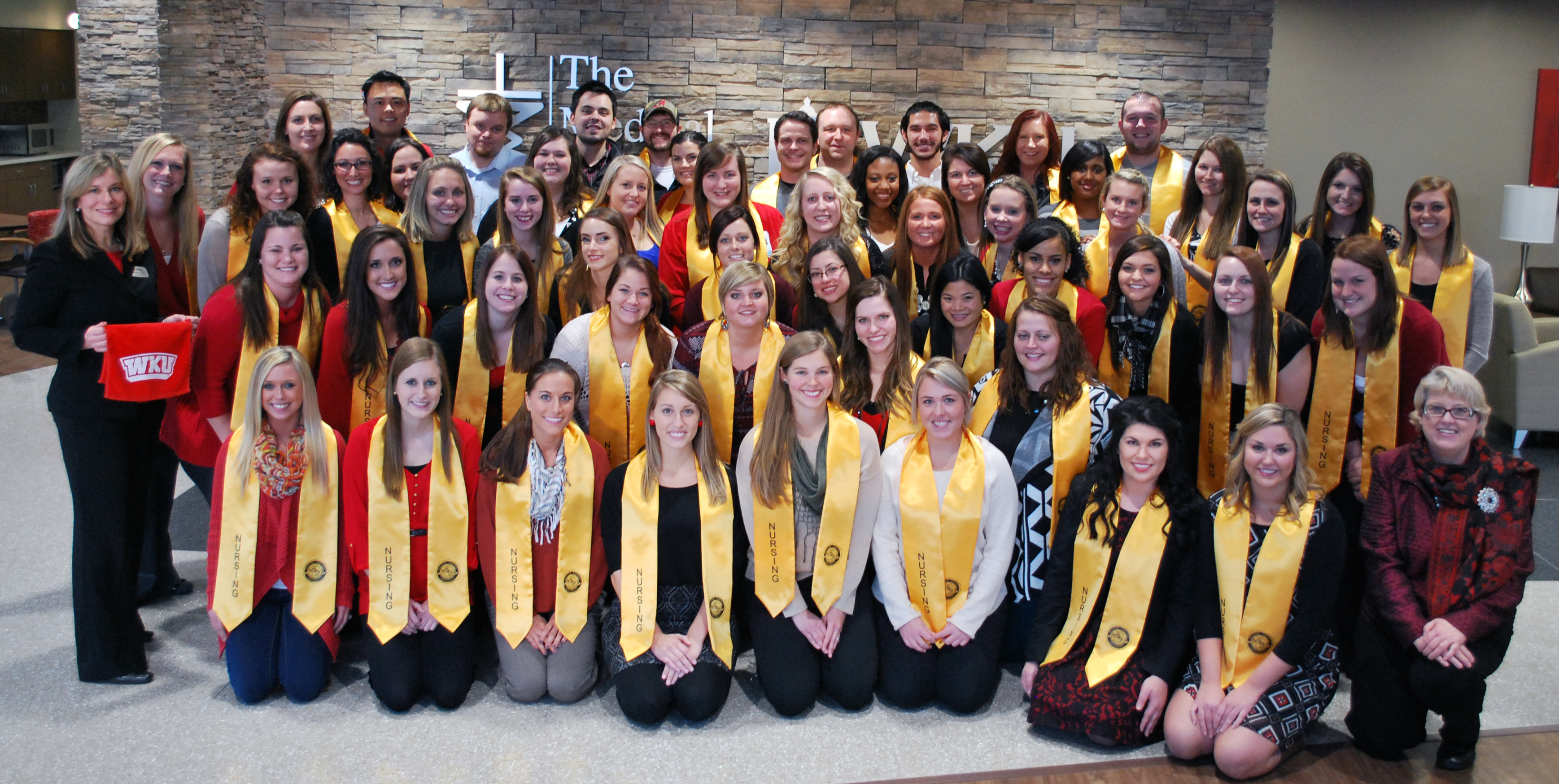 December 2014 Pre-licensure Grads