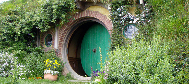 Bag End - Hobbiton, NZ
