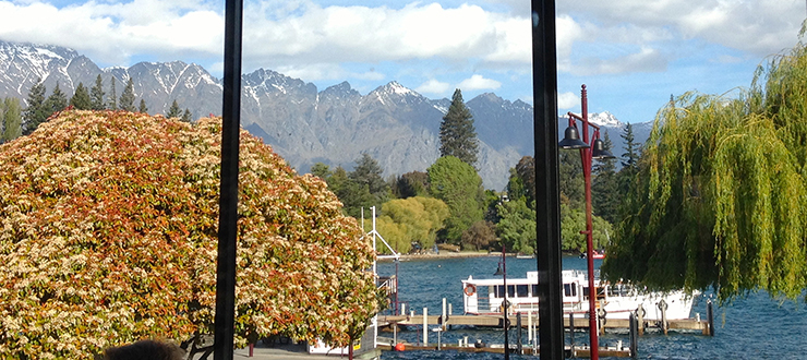 Queenstown - from Flame