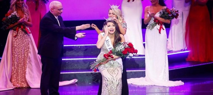 WKU junior agriculture major Molly Matney wins 2017 Miss Kentucky pageant