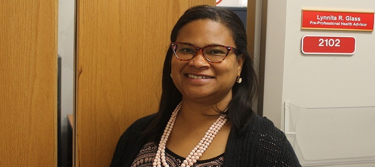 Ms. Lynnita Glass now serves as a Pre-Professional Health Advisor to Ogden College Students