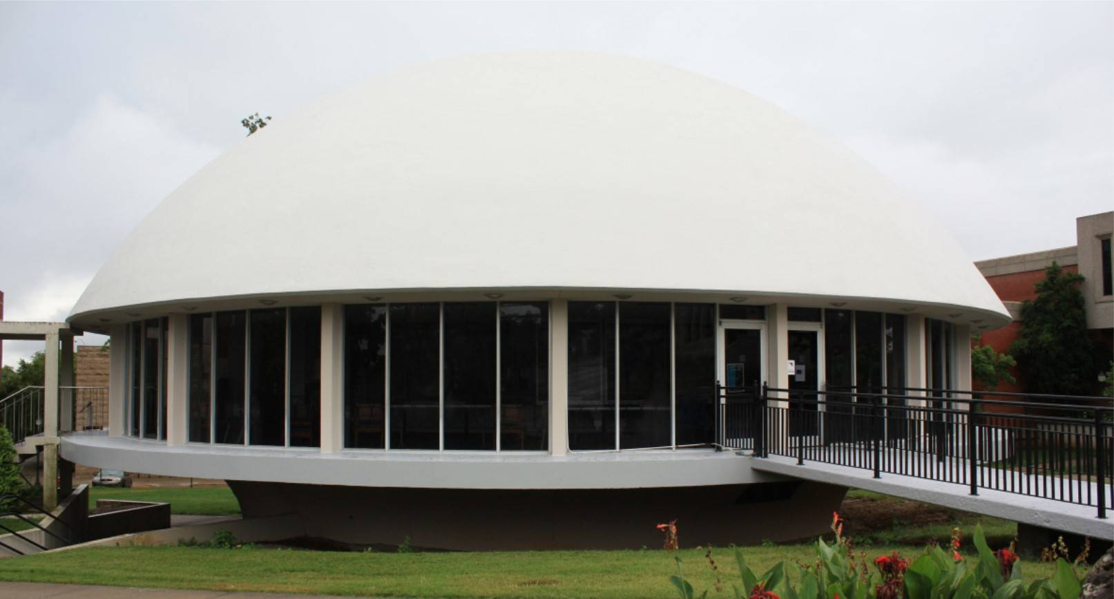 Hardin Planetarium received a renovation over the summer.