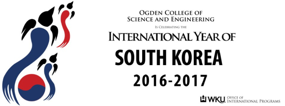 The office of international programs presents the international year of South Korea during academic year 2016-2017