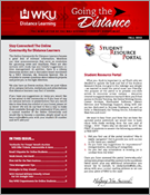2013 Distance Learning Newsletter