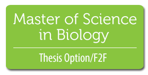 Biology Thesis Option, Delivered On Campus