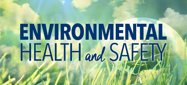 Environmental Health & Safety banner