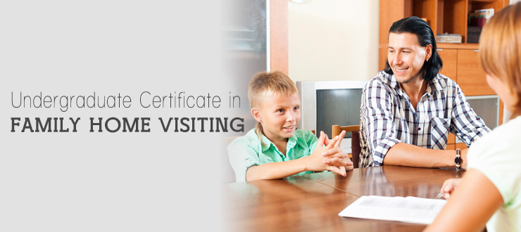 Undergraduate Certificate in Family Home Visiting