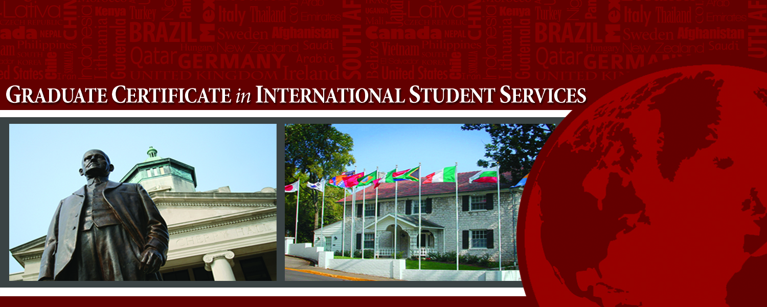 International Student Services Banner