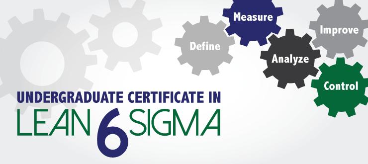 Six Sigma Undergraduate Certificate | Western Kentucky University