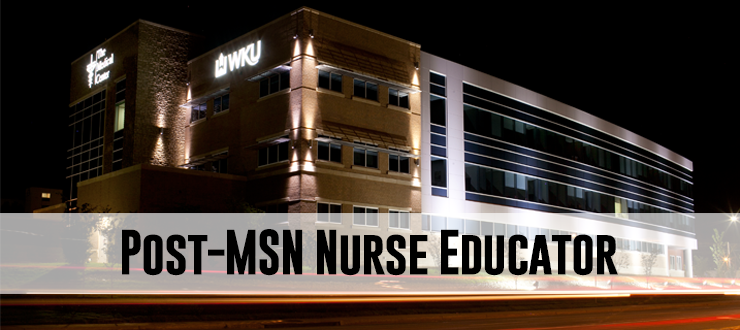 Post-MSN Nurse Educator