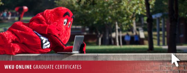 WKU Online Graduate Certificates | Western Kentucky University