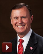 Photo of WKU President, Dr. Gary Ransdell