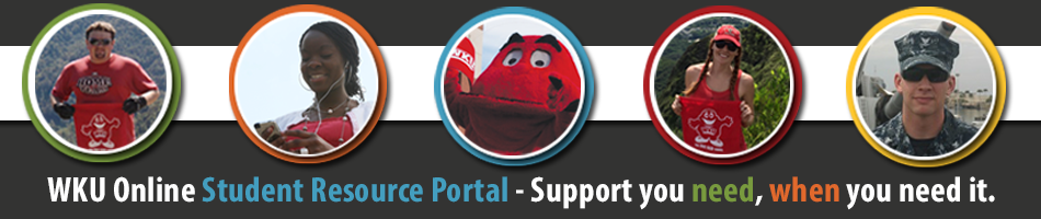 Student Resource Portal Banner