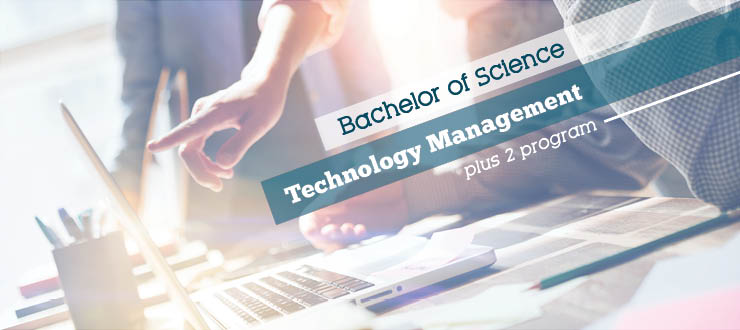Technology Management, plus 2 program