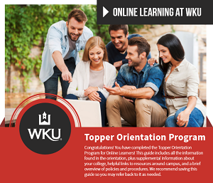 Topper Orientation Guide for Online Learners