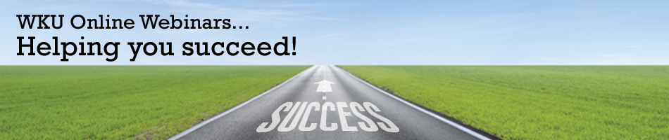Road to Success banner