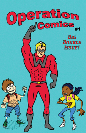Cover of Comic Book #1