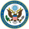 Photograph: State Dept. Logo