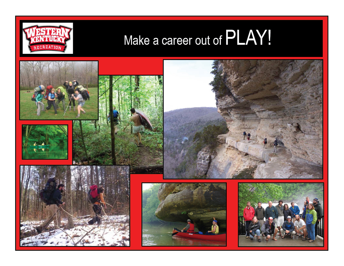 Outdoor Leadership Brochure Page 2