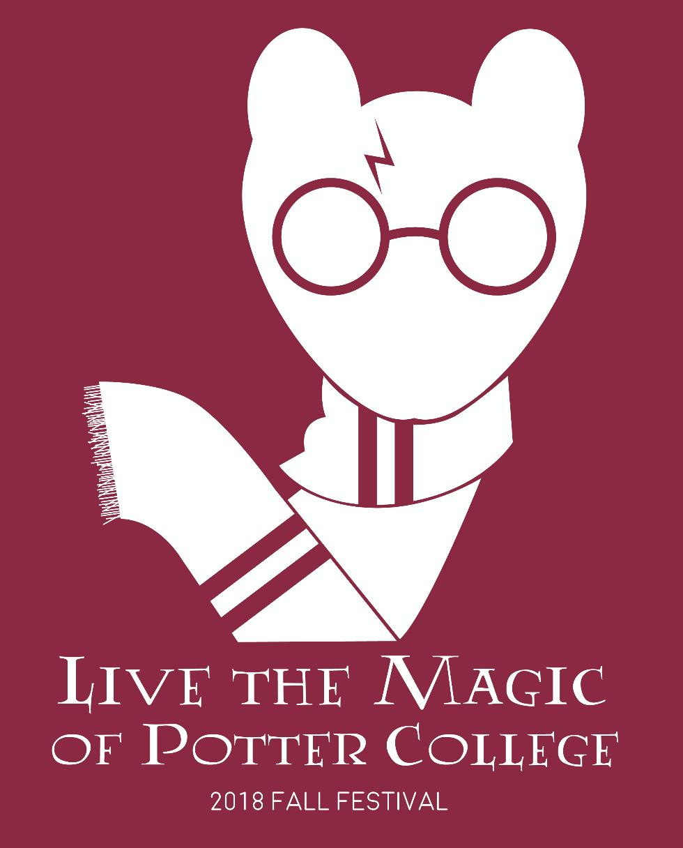 853869eca25b66 Potter College Fall Festival