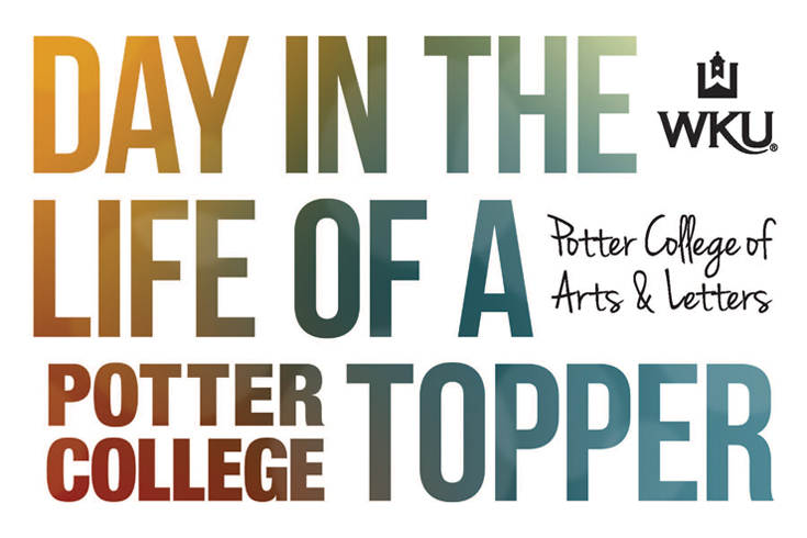 Day in the Life of a Potter College Topper
