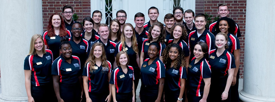 2015-2016 Potter College Dean's Council of Students, Photo by William Kolb