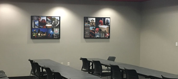 DSU 2nd Floor Conference Room Artwork