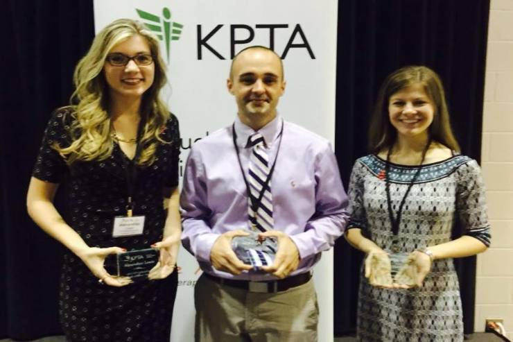 KPTA Conclave 2015 All-Academic Team