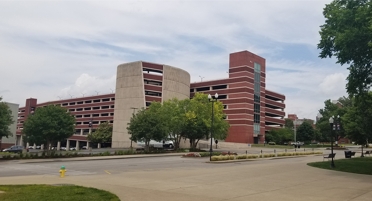 Parking Structure 1