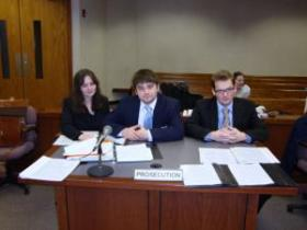 Mock Trial Regionals 2010