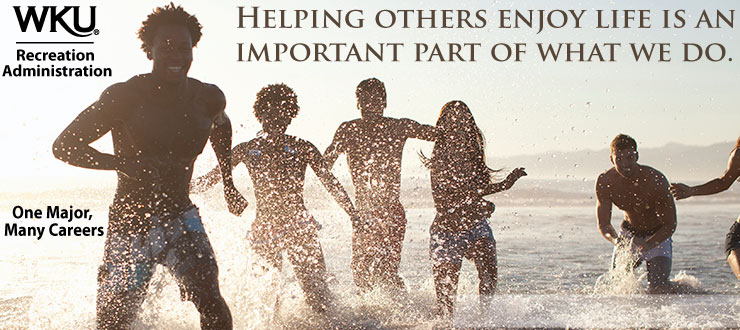 Helping others enjoy life