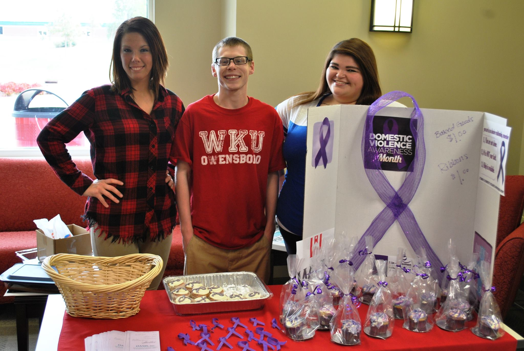 social work student union table
