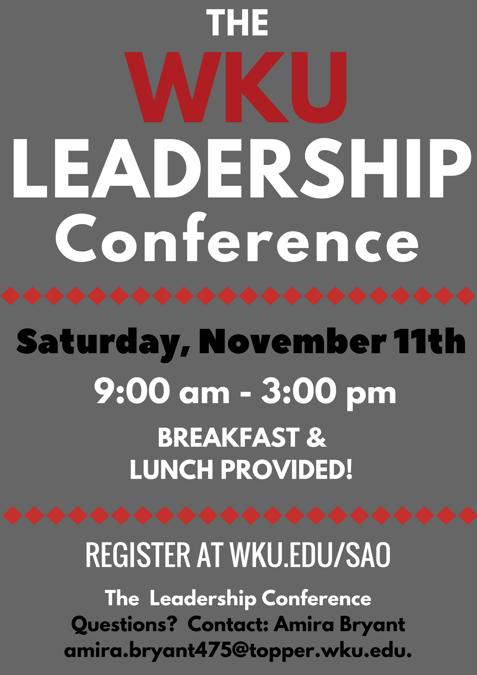 The Leadership Conference 2017