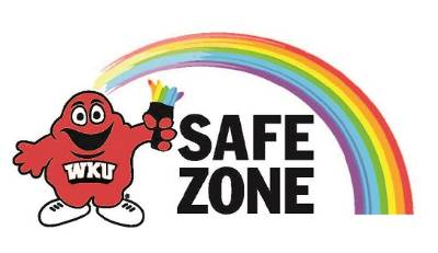 WKU safe zone logo