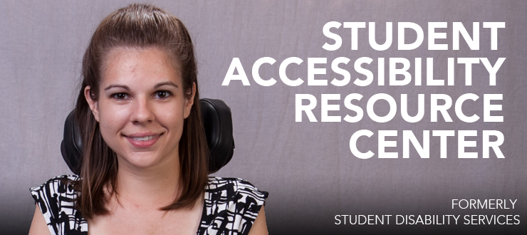 Student Accessibility Resource Center