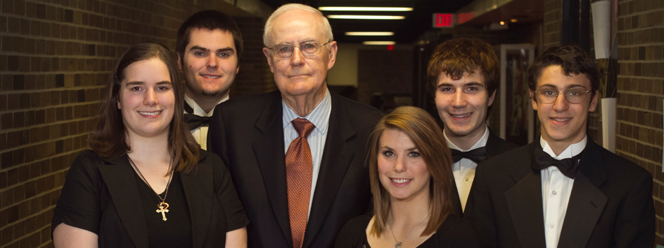 Jerry E. Baker String Scholarship