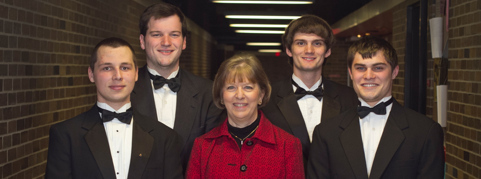 WKU Music Department Faculty Scholarship Recipients
