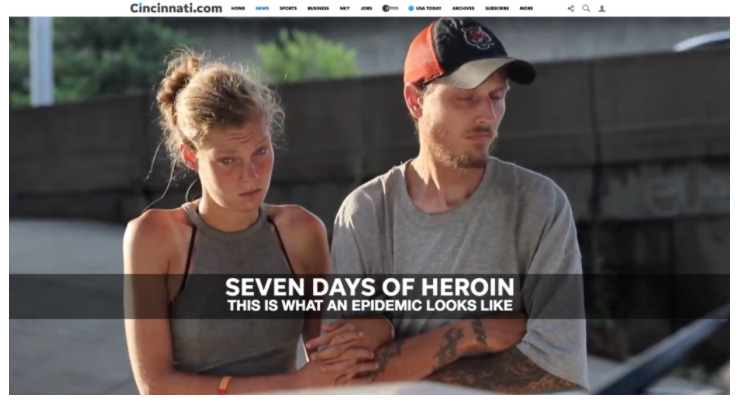 pulitzer, seven days of heroin
