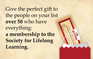 Give an SLL Gift Certificate