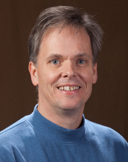 Photograph of contact - Dr. Dean May