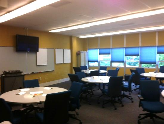 Tate Page TRC Training Room 424