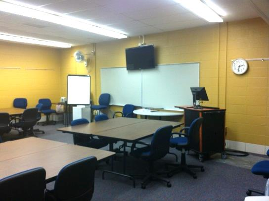 Tate Page TRC Training Room 422