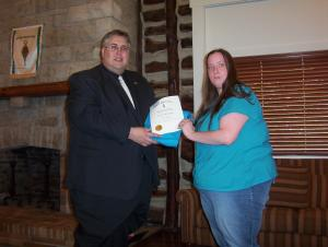 Spring 2011 AKD Induction