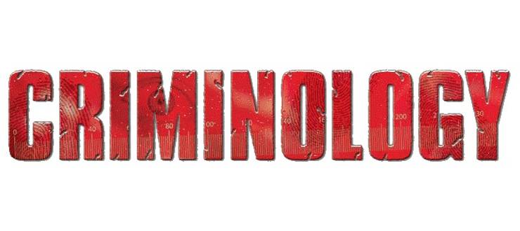 Picture of criminology banner.