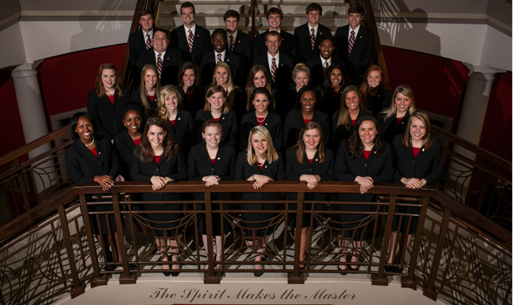 2012-2013 WKU Spirit Masters, The Spirit Makes the Master