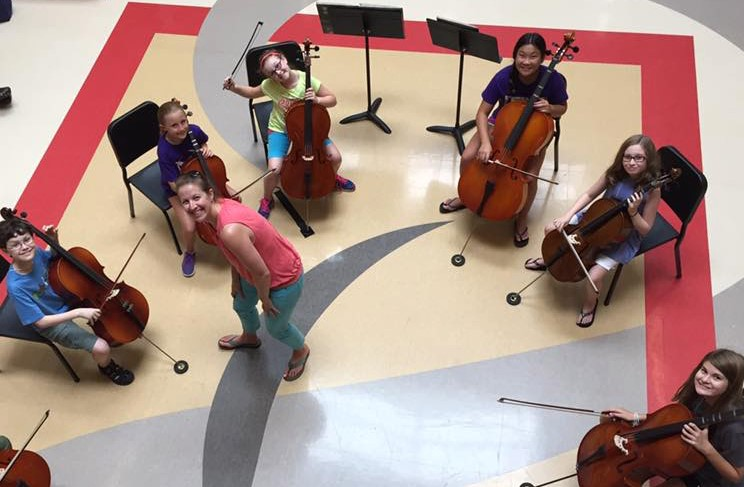 summer string institute cello