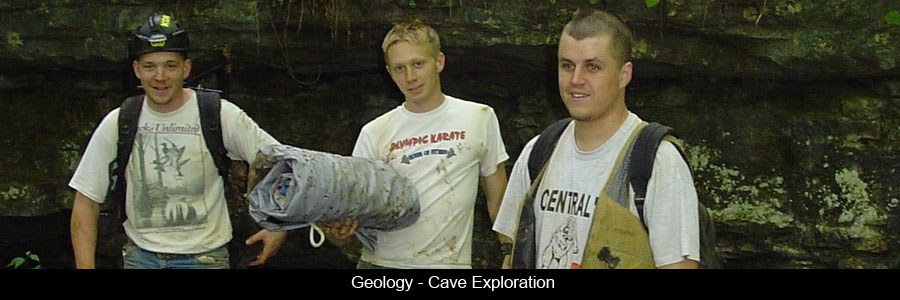 Geology - Cave