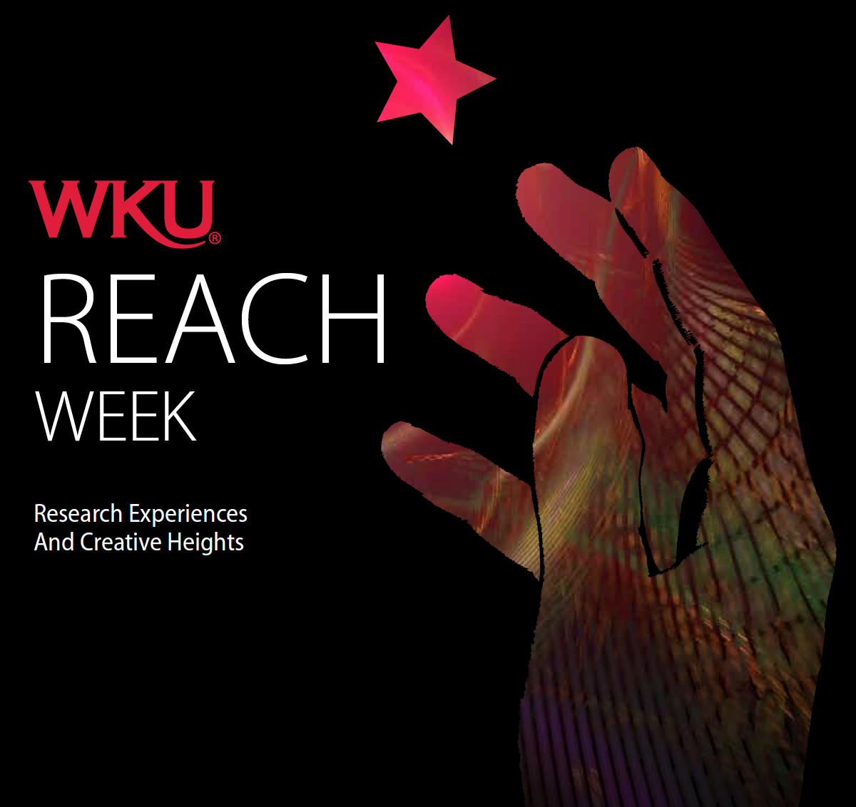 REACH Logo - Hand and Star