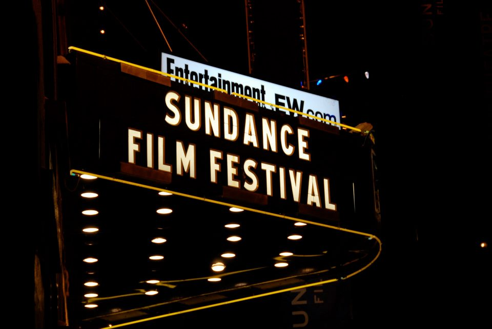 sundance sign by Eric Pierson